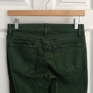 Rich & Skinny  |  Green Skinny Jeans